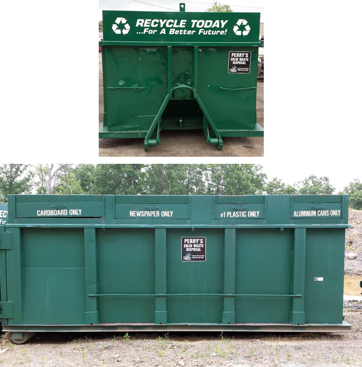 10 yard recyclers