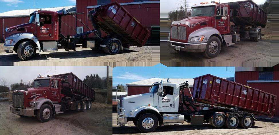 Roll-off Trucks