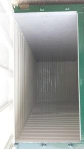 Residential Storage Unit Interior